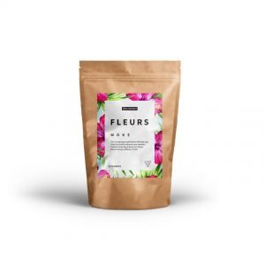 FLEURS CBD Tea 10 Tea Bags per pack, 7mg CBD per bag