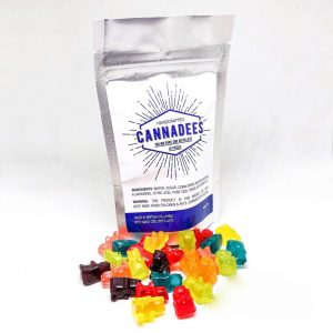 CBD-Cannadees Gummy Bears